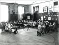 children in classroom in keene