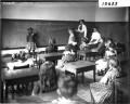 girls in class in FL